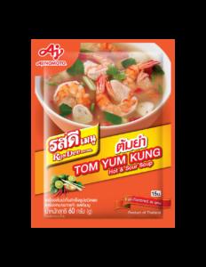 <b>RosDee menu Tom Yum</b>