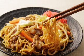 <b>ยากิโซบะ อร่อยง่ายสไตล์ญี่ปุ่น</b>