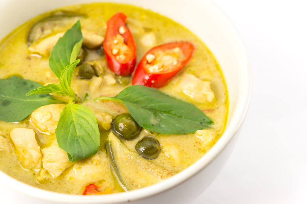 <b>Green curry: easy to prepare, tasty everywhere</b>