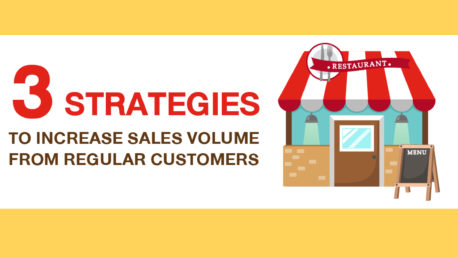 How to increase sales volume from regular customers