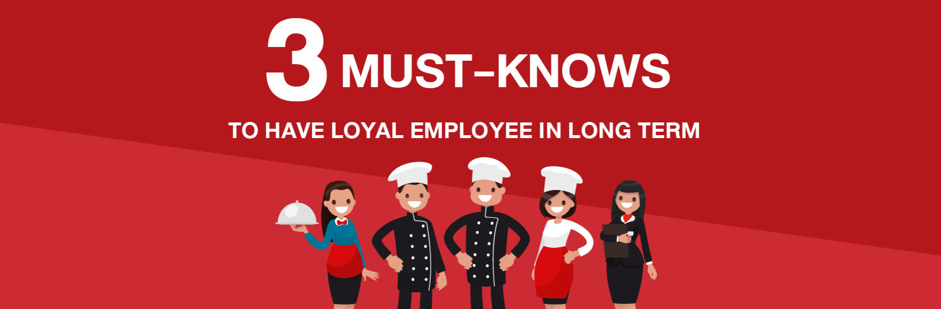 A loyal employee & quality services