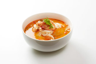<b>Remaking the deliciousness with Tom Yum, the world's most favorite dish.</b>