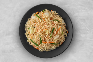 <b>Stir Fried Noodles With Sauce</b>